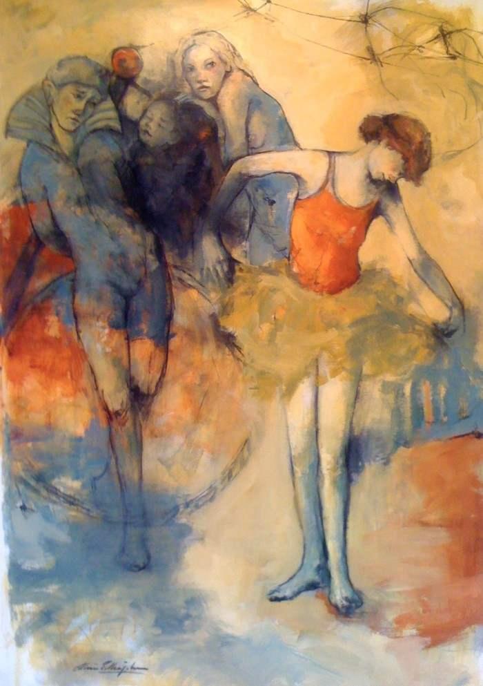 Комбинация совершенства. Cathrine Edlinger-Kunze