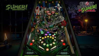 Descarga table JP's Ghostbusters Slimer Arcade Pinball