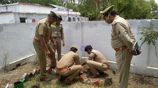 पुलिस लाइन उरई में वृक्षारोपण कर वामा सारथी नर्सरी का शुभारम्भ किया -पुलिस अधीक्षक जालौन                                                                                                                                                                                                                                                                                         संवाददाता, Journalist Anil Prabhakar.                 www.upviral24.in
