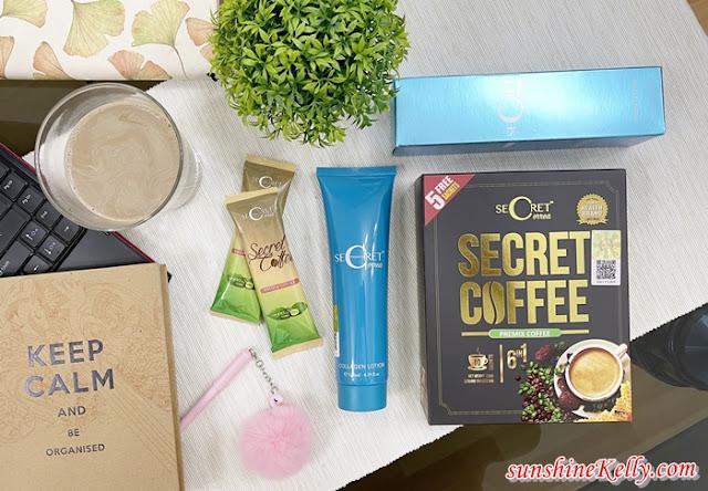 Secret Correa Collagen Lotion & Secret Coffee Review, Secret Correa,  Collagen Slimming Lotion,  Secret Coffee, Slimming, Slimming Coffee, Beauty