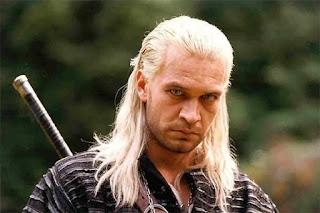 "Geralt de Riv dans ""Wiedzmin"" (Michal Zebrowski)"
