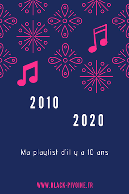 2020 back to 2010 - playlist