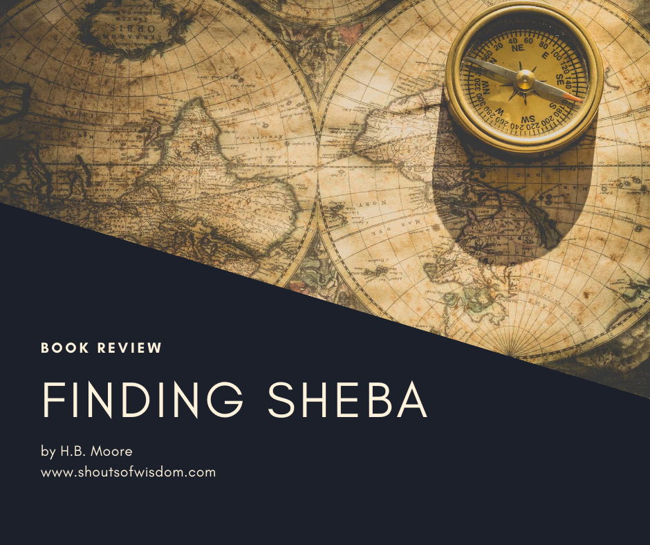 Finding Sheba Book Review