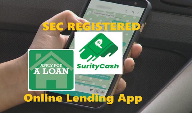 SurityCash  I Online Lending App
