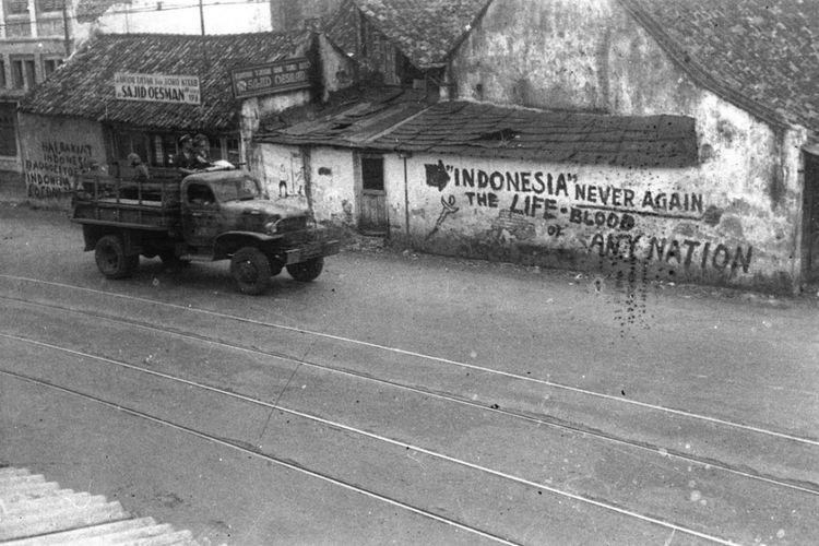 Sejarah Pertempuran Surabaya 10 November 1945