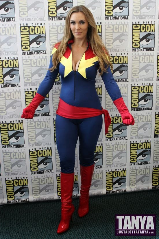 Tanya Tatte Ms. Marvel
