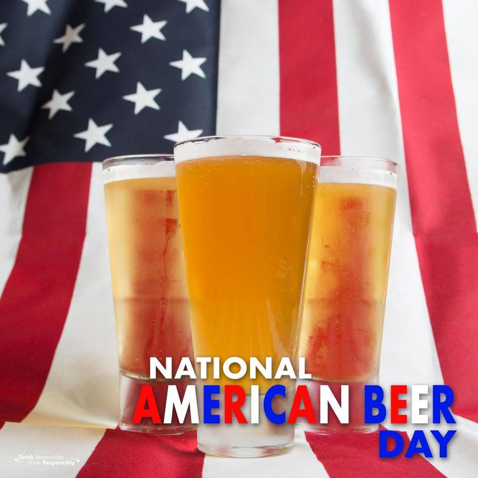 National American Beer Day Wishes Sweet Images
