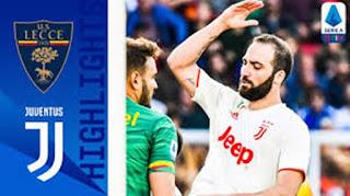 Juve vs Lecce