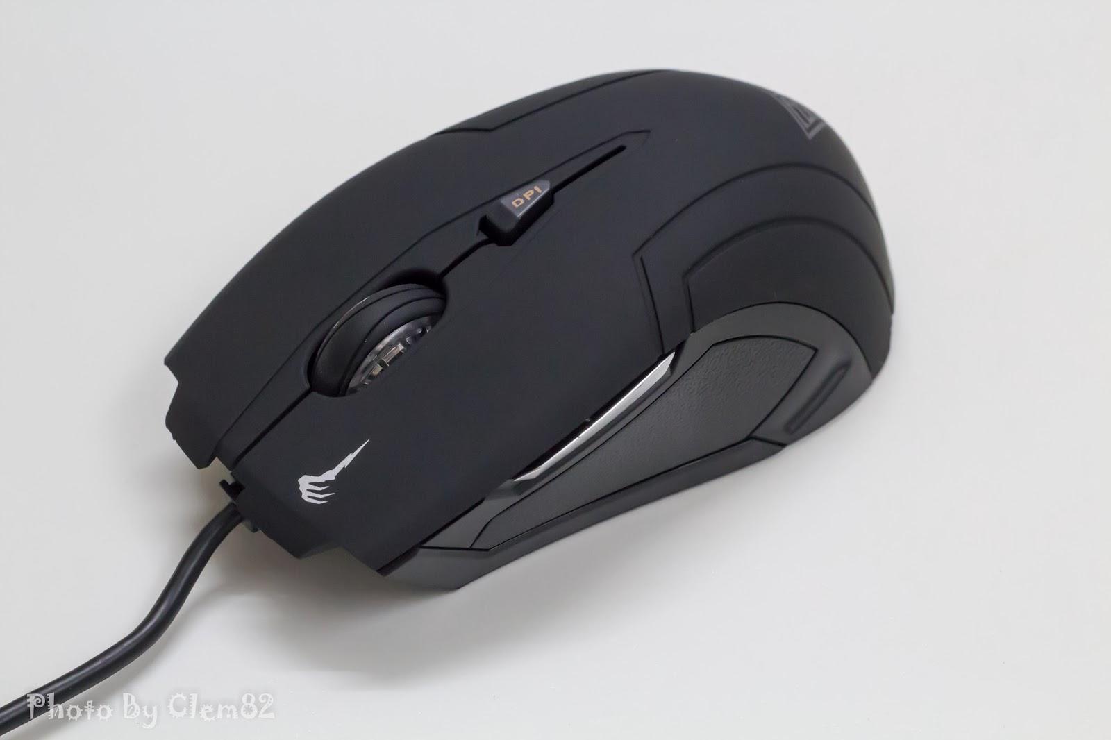 Gamdias Demeter Optical Gaming Mouse 4