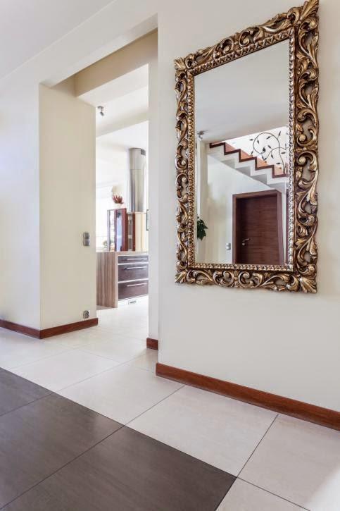 Decora hogar ideas para decorar pasillos v deo decorar - Cuadros para recibidor ...