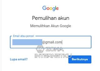 Cara Mudah Untuk Memulihkan Akun Gmail Yang Lupa Password Dengan Nomor Telepon