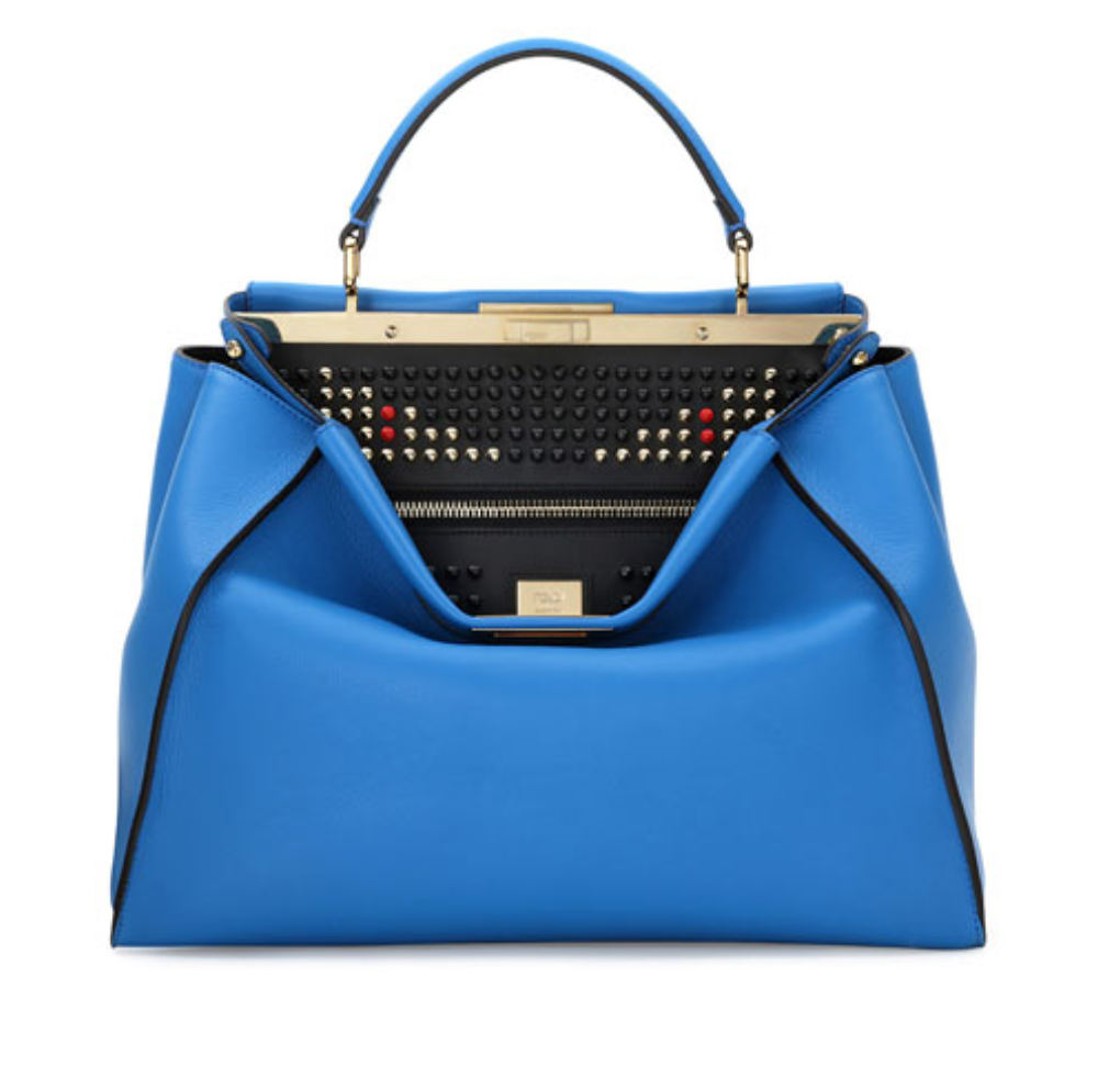 Fendi Monster Bag Peekaboo