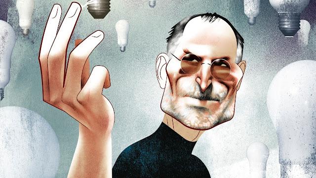 Kisah Inspiratif Pendiri dan CEO Perusahaan Apple Inc