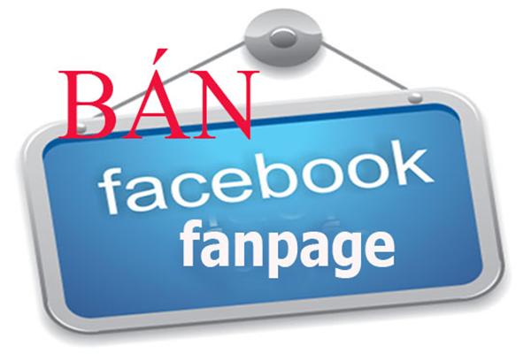 mua ban fanpage facebook gia re