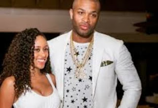 PJ Tucker With His Wife