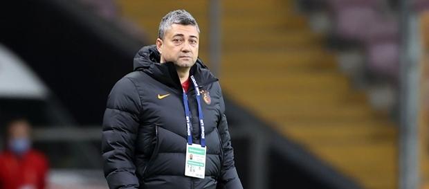 Levent Şahin: Umarım sezonun sonu şampiyonlukla biter!