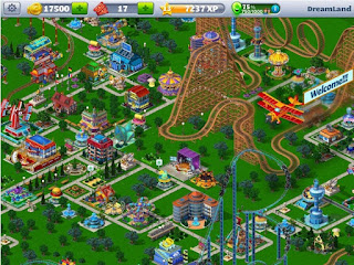 Roller Coaster Tycoon 4 Mobile v1.13.5 Mod Apk (Free Purchase)