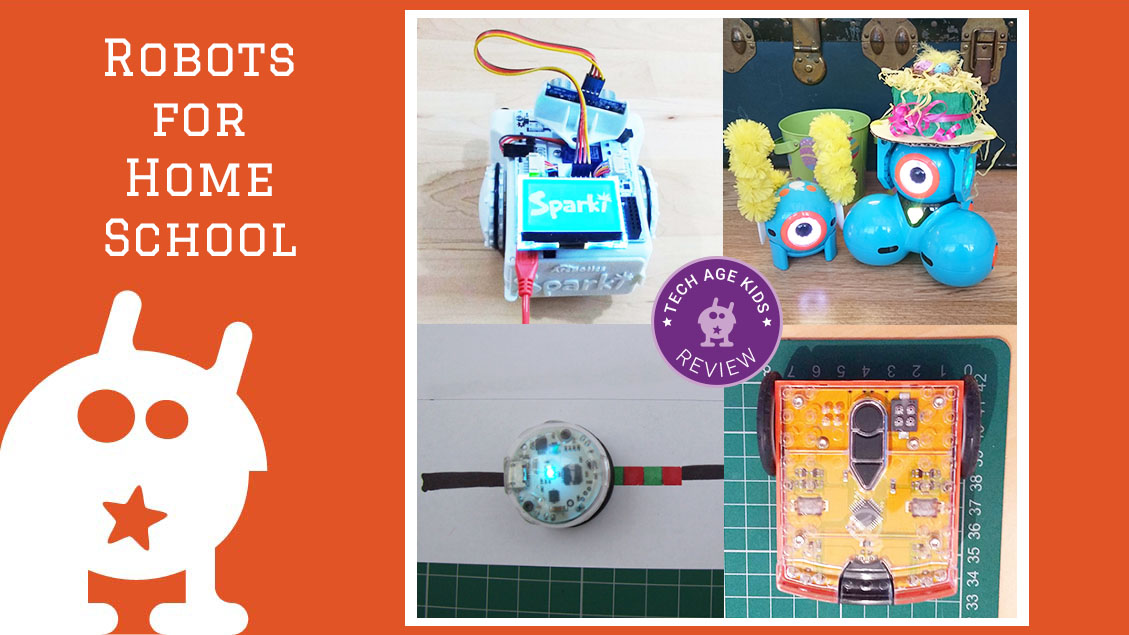 Which Programmable Robot for Homeschoolers and Learning at