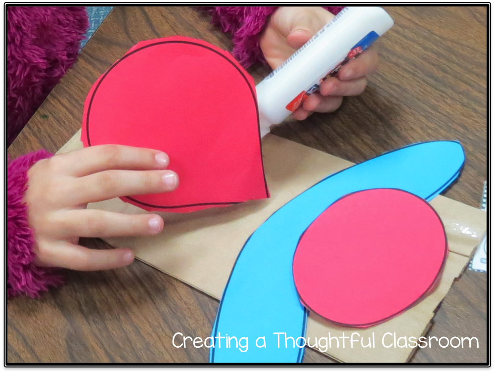 Exchanging Valentines, Creating a Thoughtful Classroom
