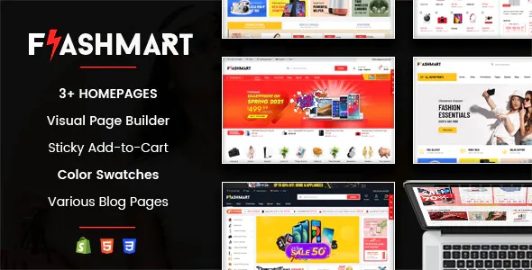 Best Responsive Multipurpose Sections Shopify Theme