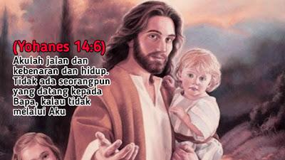 Jangan Salah Jalan, Jalan Kehidupan Hanya Pada Tuhan Yesus