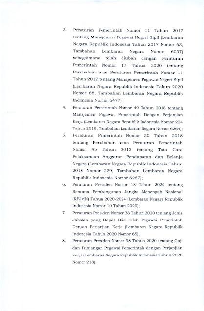 Formasi ASN 2021 Kabupaten Bantaeng