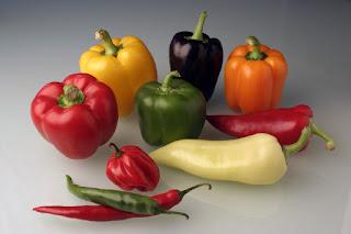 cara menurunkan berat badan dengan paprika