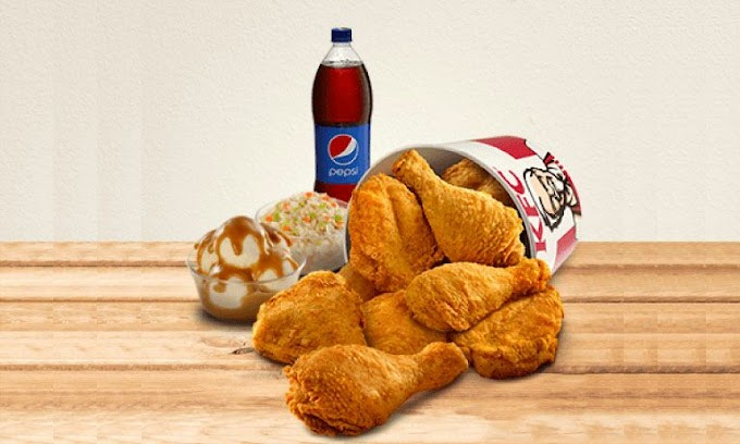 5 Yummi Fast Foods That Can Only be Ordered in Malaysia