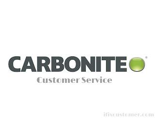 Carbonite Customer Service Phone Number