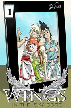 Wings in the Sky Core Manga