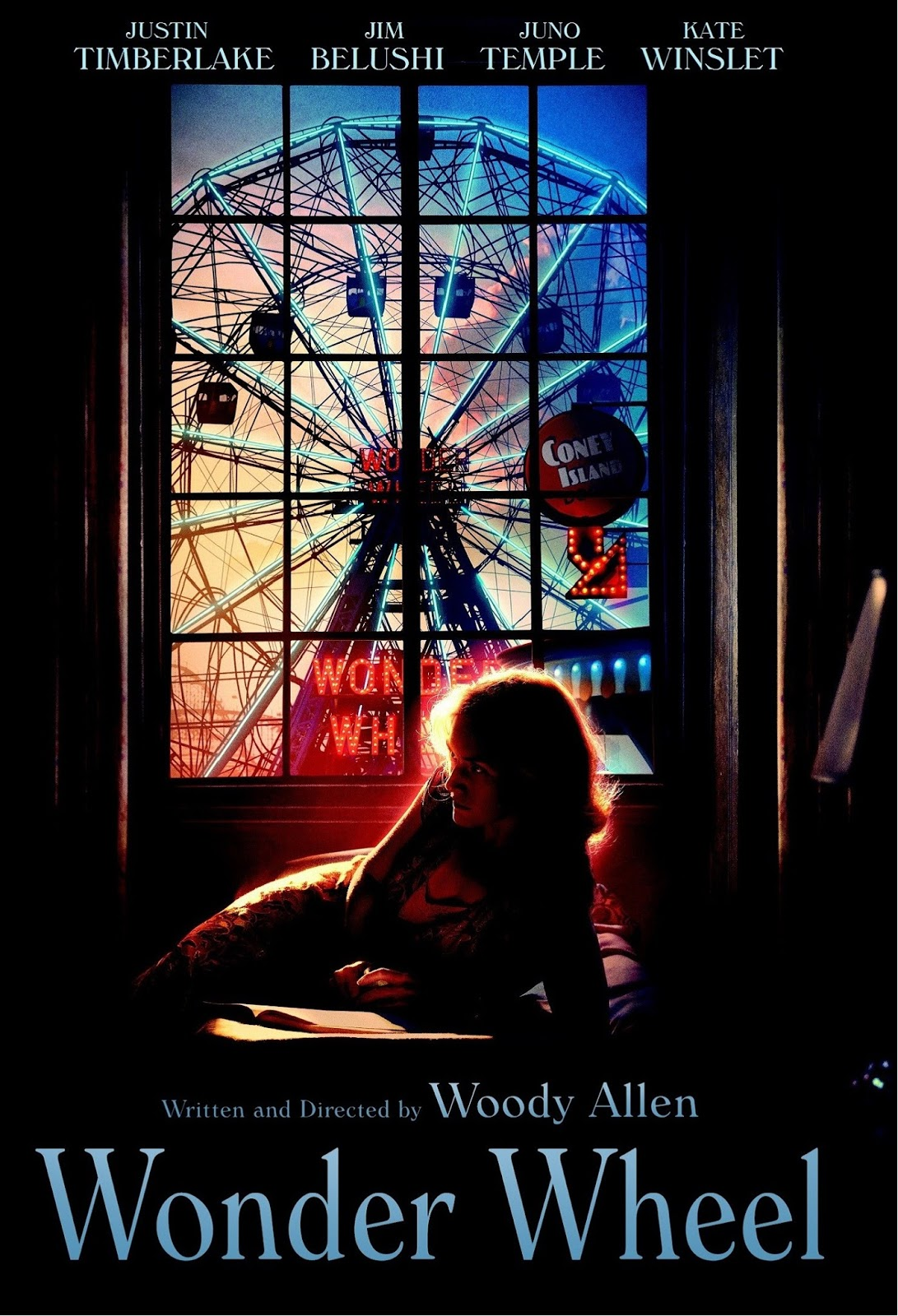 Wonder Wheel [2017] [DVD9] [PAL] [Castellano]