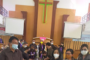 Plh. Gubernur Edwin Silangen Hadiri Ibadah Persemayaman Almarhum SHS di Gereja KGPM Jeremia Jakarta