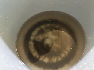ミューロAがため込んでいたゴミ
