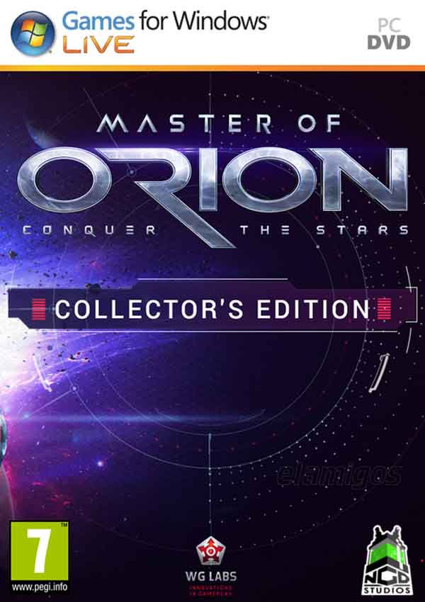 Master of Orion Revenge of Entares Download Cover Free Game