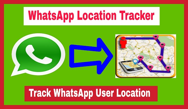 Whatsapp Location Tracker