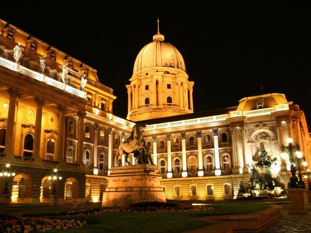 Galeria Nacional Húngara, Budapeste