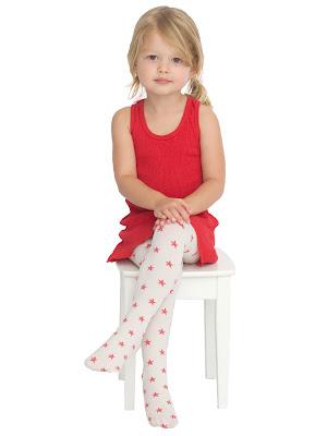 little girl leggings from American Apparel