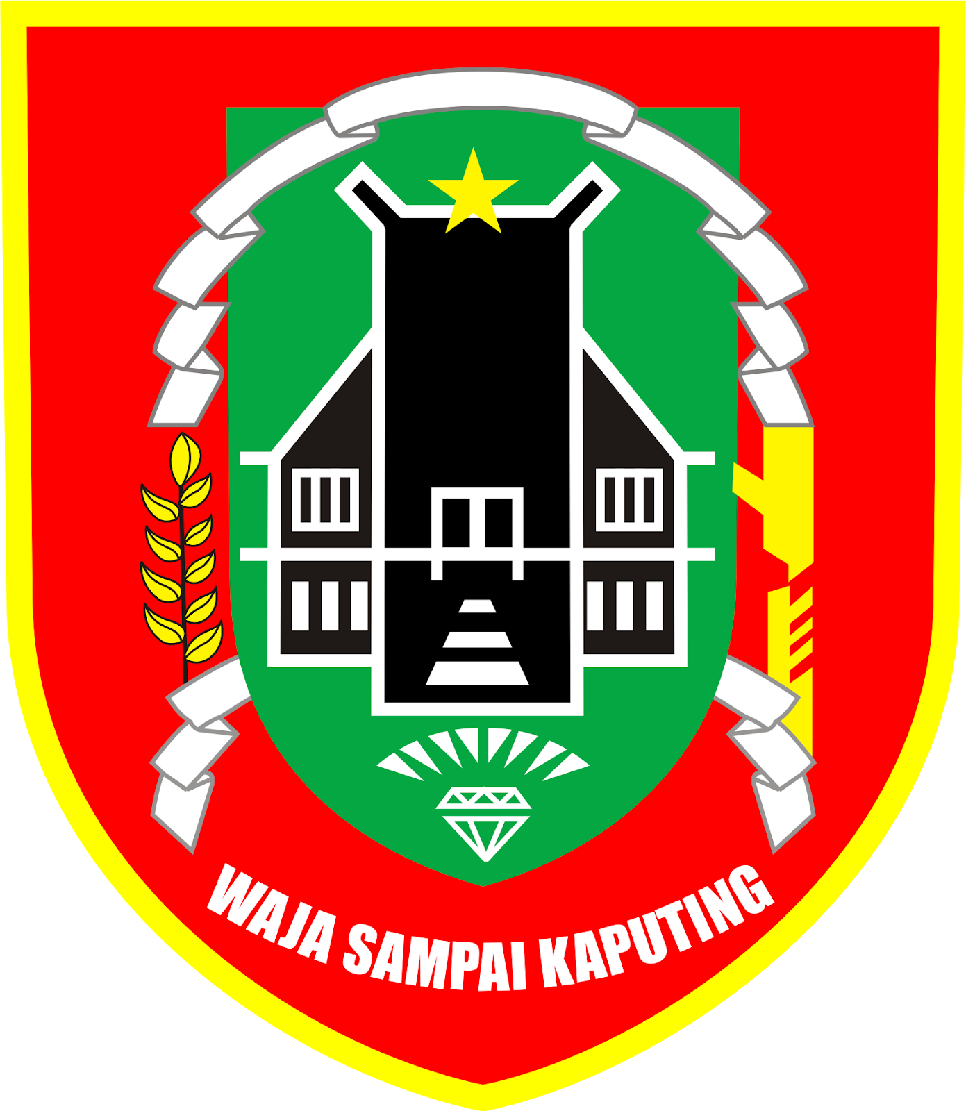 Logo Kalimantan Selatan Vector Download CDR
