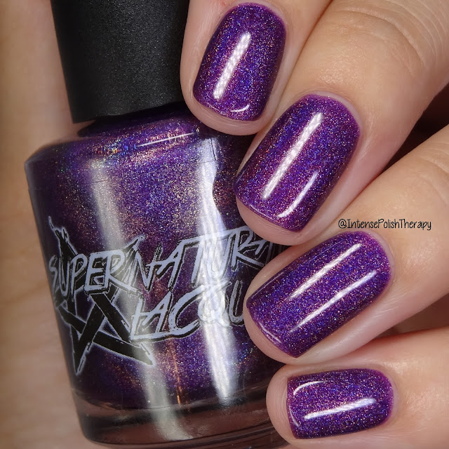 Supernatural Lacquer It's Just A Bunch of Hocus Pocus