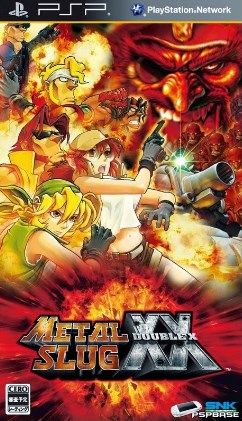 Metal Slug XX Iso PSP Download