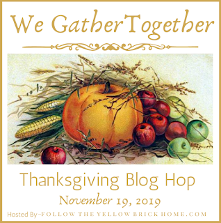 Thanksgiving blog hop