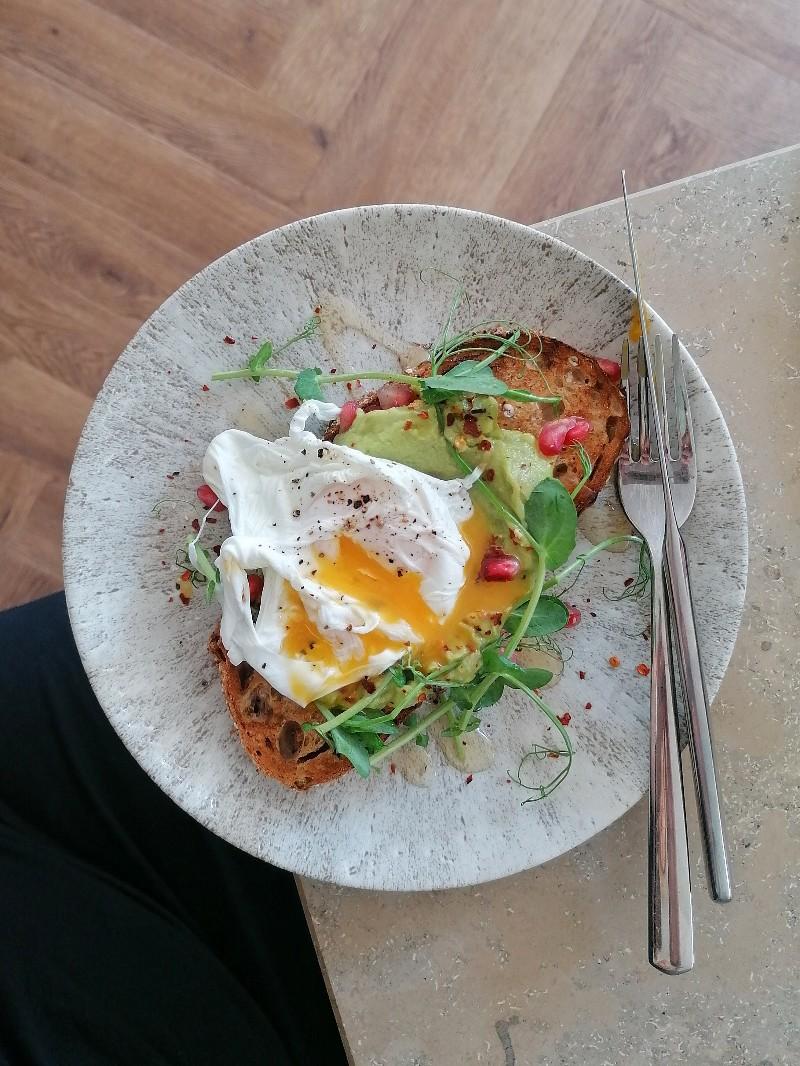 green hippo Cafe Kallio aamiainen