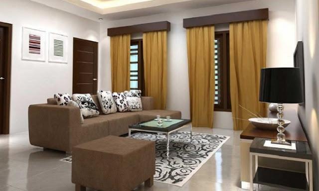 Contoh III: Desain Rumah Minimalis Sederhana | Desain Interior