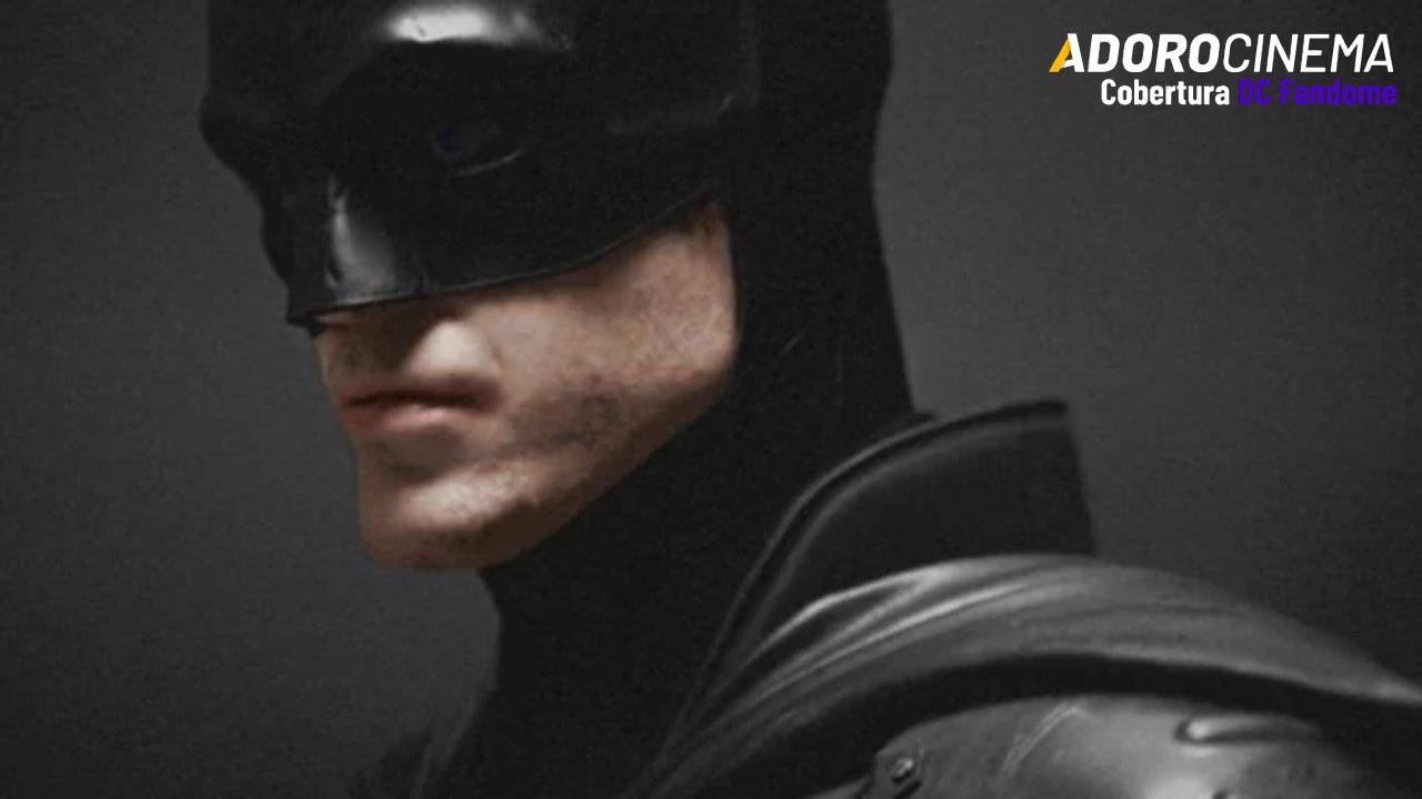 The Batman trailer dc fandome