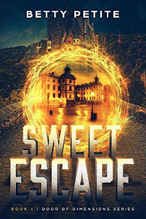 Sweet Escape - a whirlwind paranormal romance book promotion sites Betty Petite