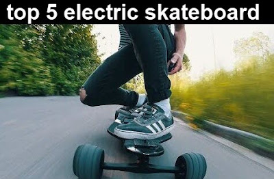 Top 5 best electric skateboard for beginners 2020