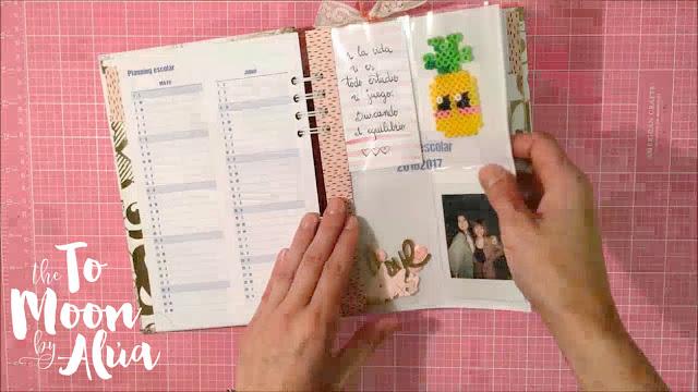 agenda escolar foto detalle fundas para fotos