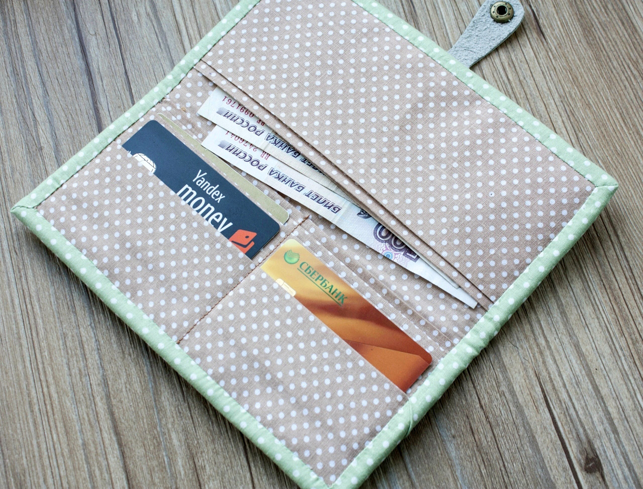 Easy Wallet Tutorial ~ DIY Tutorial Ideas!