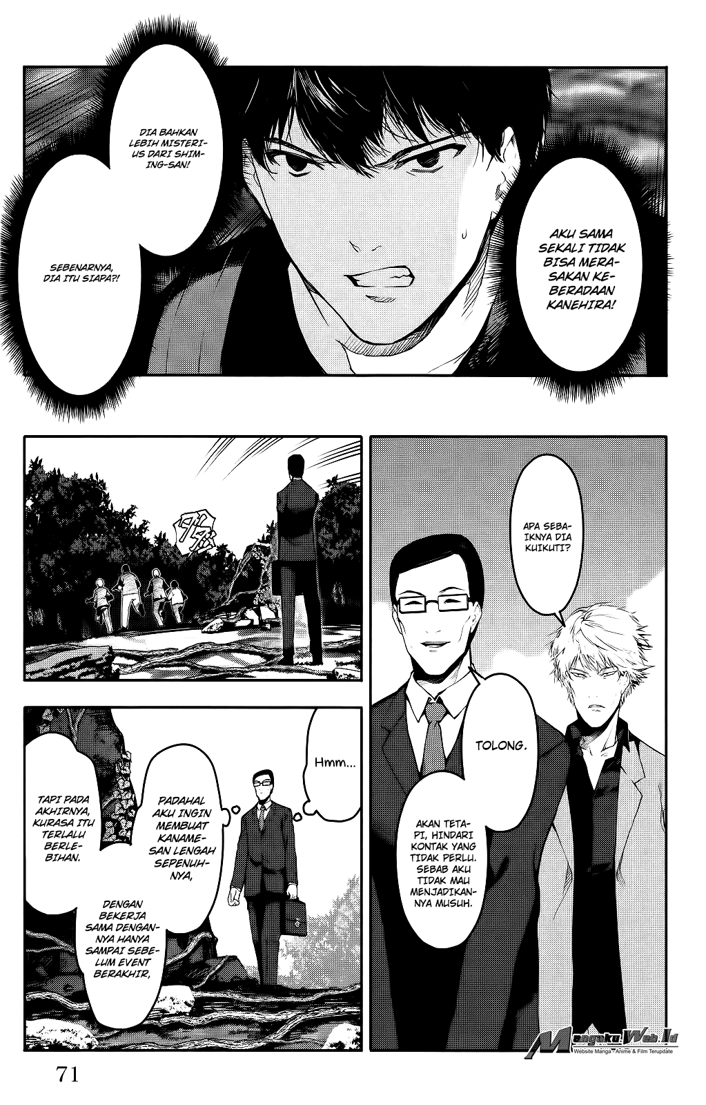 Darwin's Game Chapter 38-23