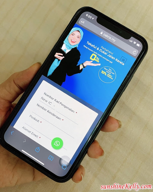 CAKNA Malaysia Online Takaful and Roadtax Renewal, Cakna, Online Takaful & Roadtax Renewal, Malaysia Roadtax Renewal, Online Roadtax Renew, Lifestyle